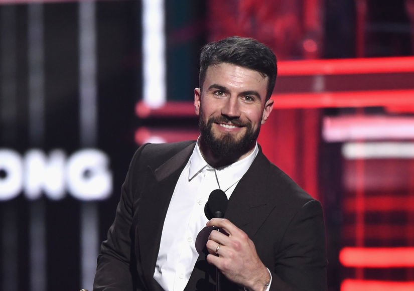 Sam Hunt Is Unrecognizable — See His New Clean-Shaven Look!