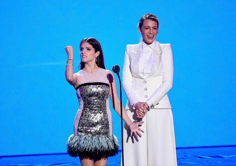 Blake Lively on Anna Kendrick & Ryan Reynolds' Similar Personalities