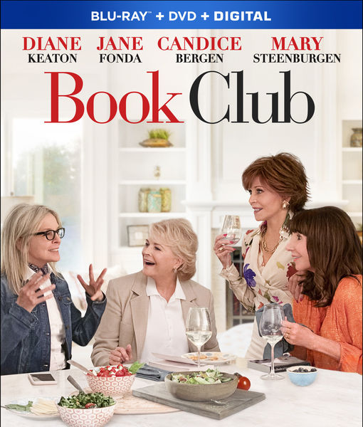 Win It! 'Book Club' on Blu-ray, DVD, and Digital
