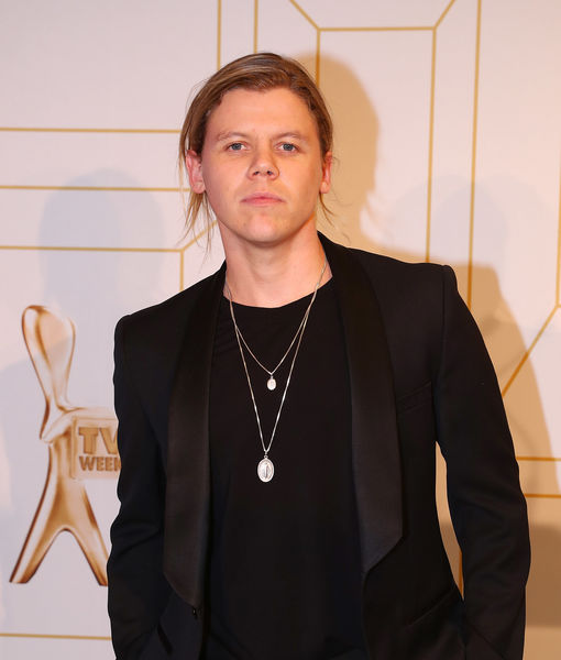Conrad Sewell Comes Clean About His Music