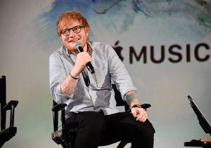 Did Ed Sheeran Just Reveal He's Secretly Married?