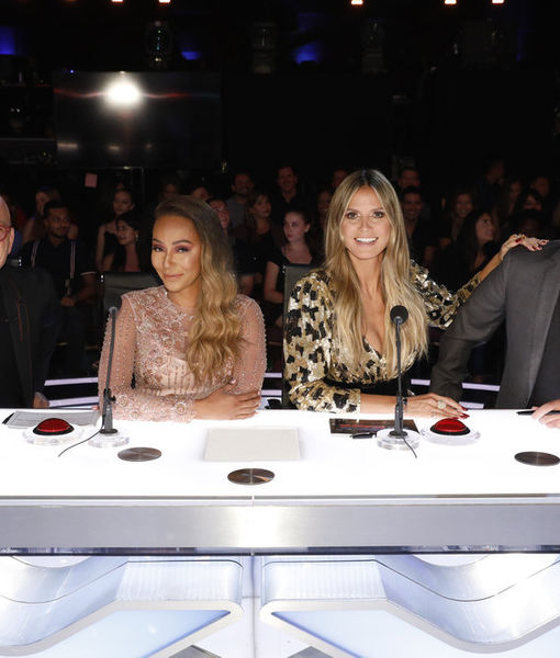 'America's Got Talent' Judges Support Mel B