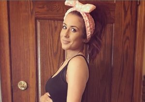 First Pic! Reality Star Chelsea Houska Welcomes Baby #3