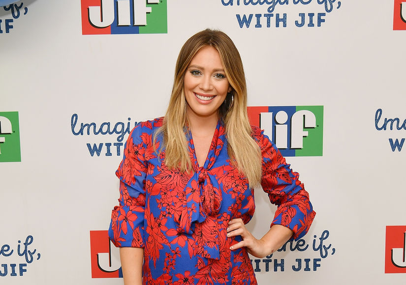 Hilary Duff Returning as Lizzie McGuire!