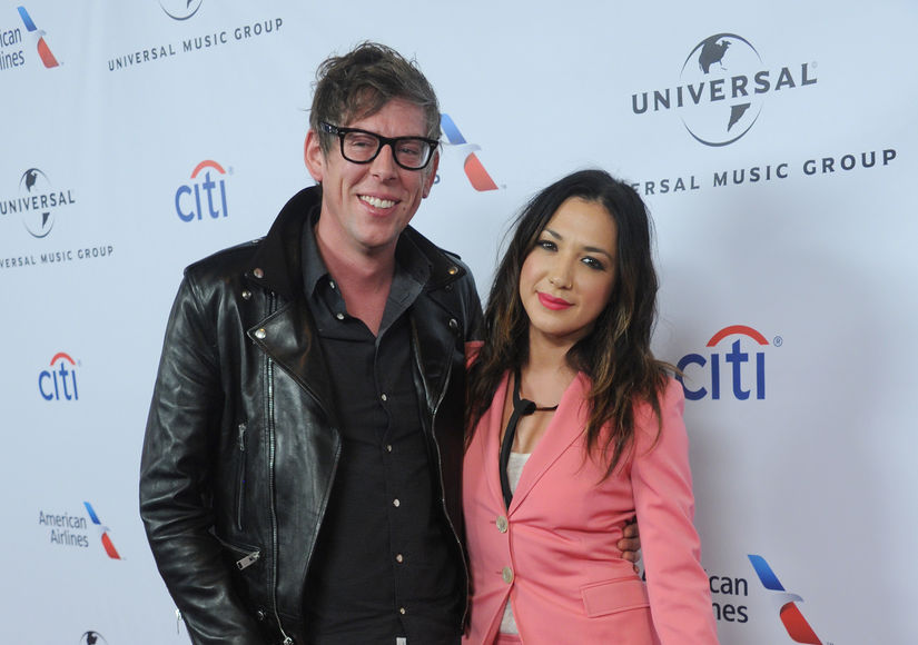 New Orleans Wedding! Michelle Branch Marries Patrick Carney