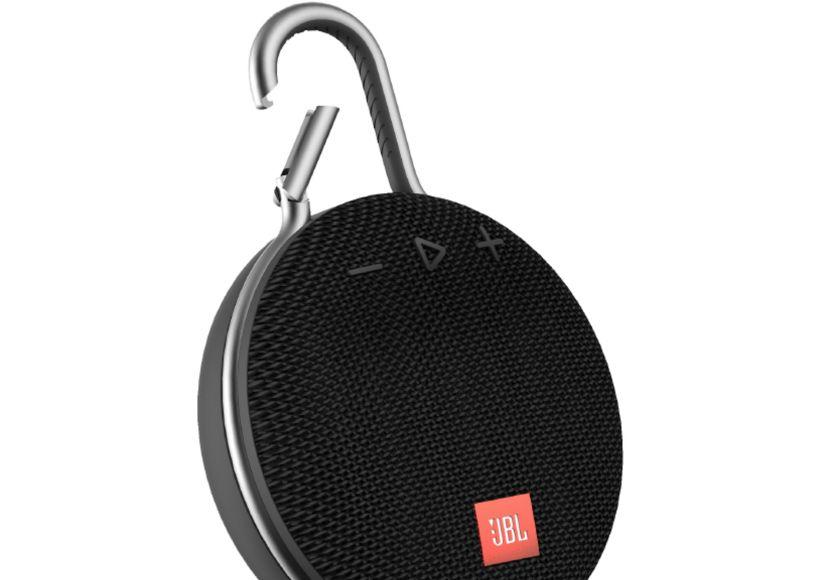 Win It! JBL Clip 3 Portable Bluetooth Speaker