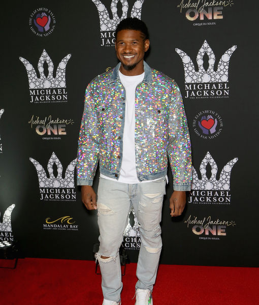 Usher Shares How Michael Jackson Inspired Him