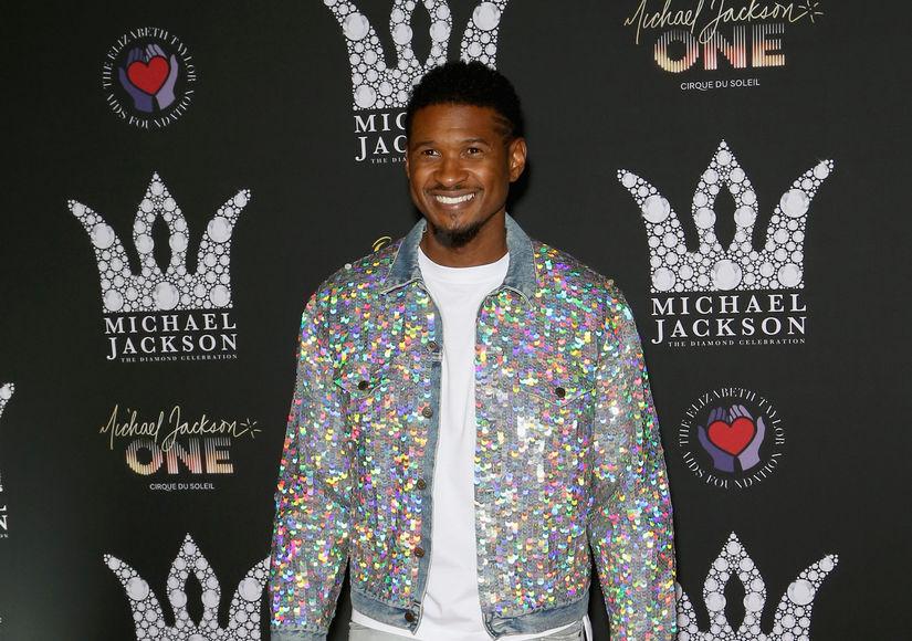 Usher Shares How Michael Jackson Inspired Him