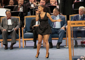 The Star-Studded Funeral of Aretha Franklin