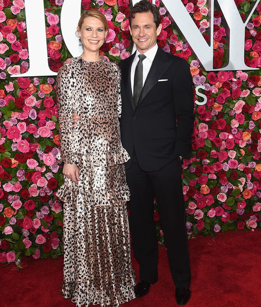 Claire Danes & Hugh Dancy Welcome Baby Boy