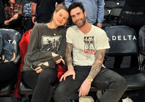 Adam Levine & Behati Prinsloo's Daughters Are So Cute! See the…