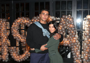 Back On? Kourtney Kardashian & Younes Bendjima Are Sparking Rumors