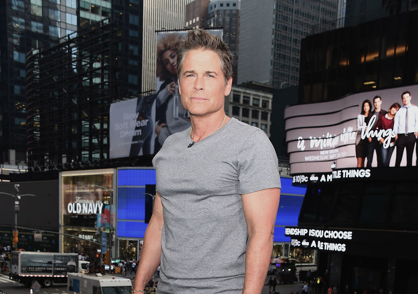 Rob Lowe Was Aiming for 'Crushing Tension' in 'The Bad Seed'