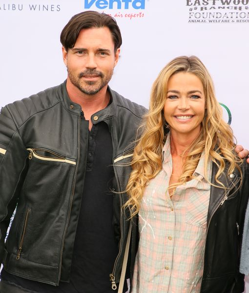 Denise Richards Engaged to Aaron Phypers — Is a Quickie Wedding in the Cards?