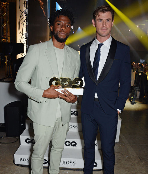 GQ Men of the Year Awards 2018