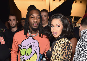 Cardi B's Sweet Words About Husband Offset at Jeremy Scott Fashion Show