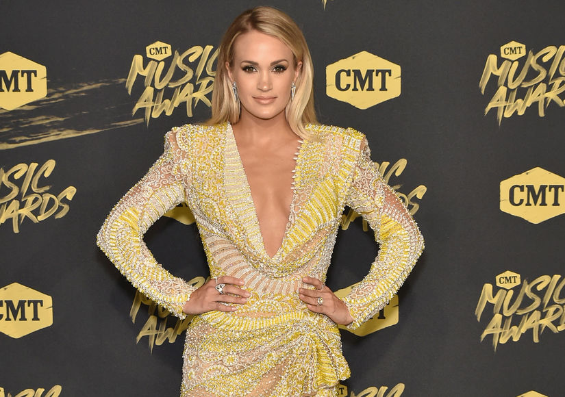 Pregnant Carrie Underwood Forced to Cancel Performances 'Due to Illness'