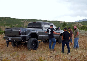 First Look at 'Diesel Brothers' Overhauling a Truck After Gone-Viral Moment