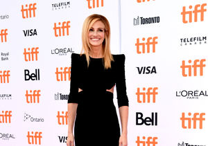 Julia Roberts on Her First TV Series, Joining Instagram