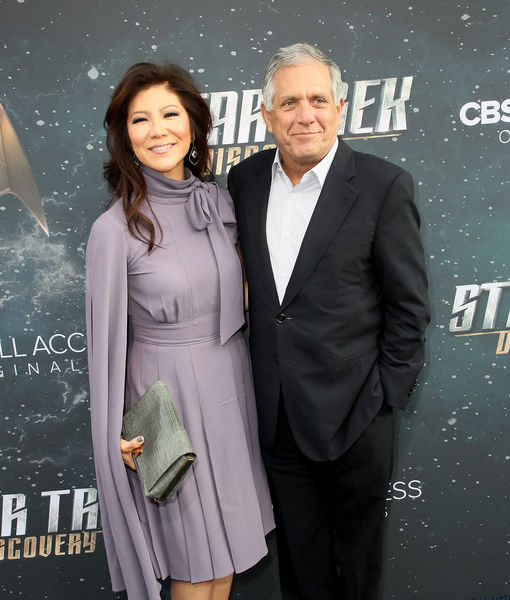'The Talk' Absence: Julie Chen's First Words After Husband Leslie Moonves'…