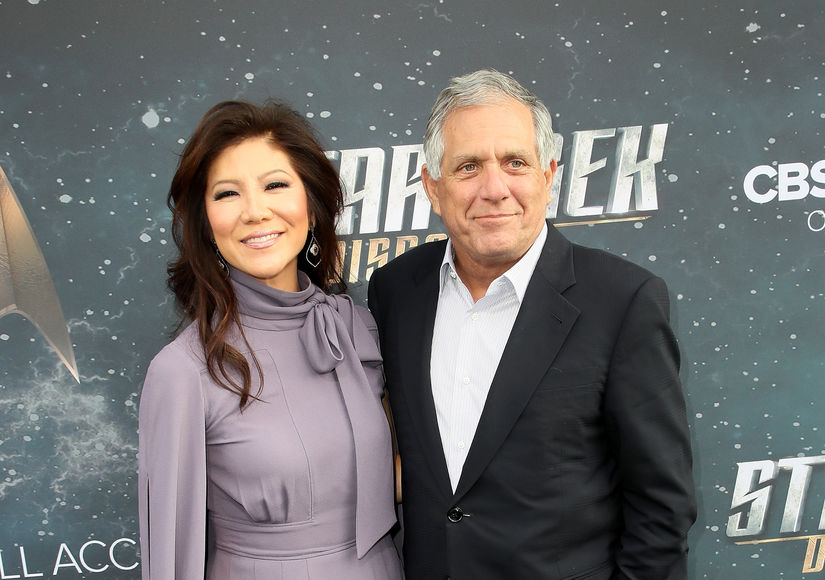 'The Talk' Absence: Julie Chen's First Words After Husband Leslie Moonves' CBS Exit