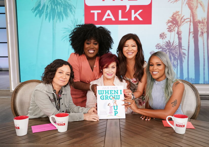 Is Julie Chen Leaving 'The Talk'?