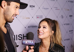 Eric & Jessie Decker Heat Up Fashion Week as She Debuts New Line and He…