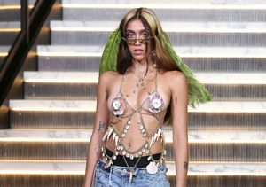 Madonna's Daughter Lourdes Leon Makes NYFW Runway Debut — See Her…