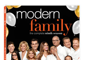 Win It! 'Modern Family' Season 9 on DVD