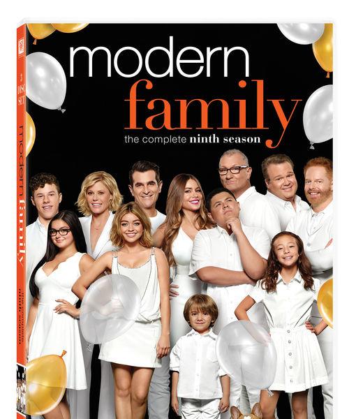 Win It! 'Modern Family' Season 9 on DVD