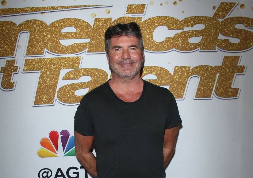 Simon Cowell Talks Garth Brooks' Response to Michael Ketterer