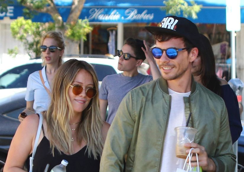 Hilary Duff Is in '#Pregnantville'