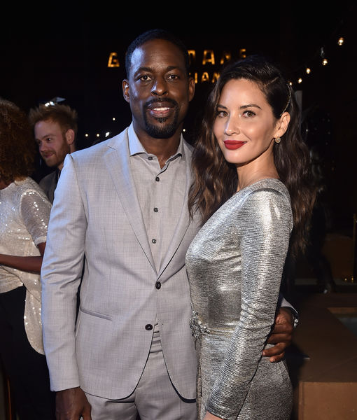 Sterling K. Brown Defends Olivia Munn for Speaking Up About 'The Predator' Sex Offender
