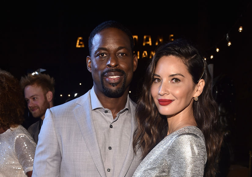 Sterling K. Brown Defends Olivia Munn for Speaking Up About 'The Predator' Sex…