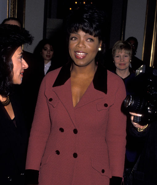 'Extra' Vault: Our First Interview with Oprah Winfrey from Almost 25 Years…