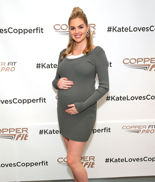 Do Kate Upton & Justin Verlander Have a Baby Name Yet? Plus: Her Pregnancy Cravings