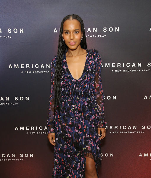 Why Kerry Washington Loves Being in NYC for Broadway