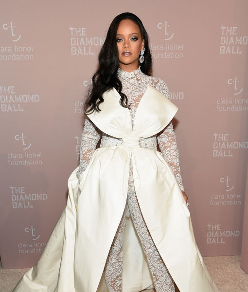 Rihanna Talks Model Who Went Into Labor at NYFW Show, Plus: Her Philosophy on Charity Work