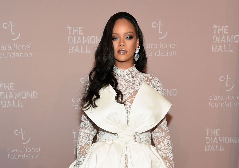 Rihanna Talks Model Who Went Into Labor at NYFW Show, Plus: Her Philosophy on…