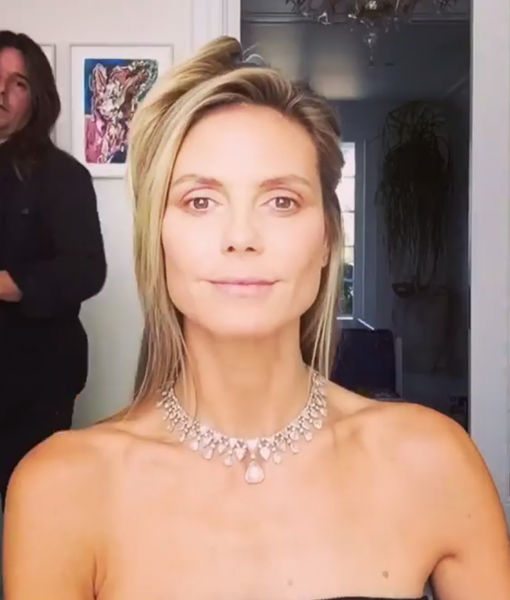 Emmys 2018 Pre-Glam: See the Stars Getting Ready!