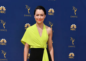 Emmys Fashion: Tatiana Maslany Stuns in Daring Yellow-and-Black…