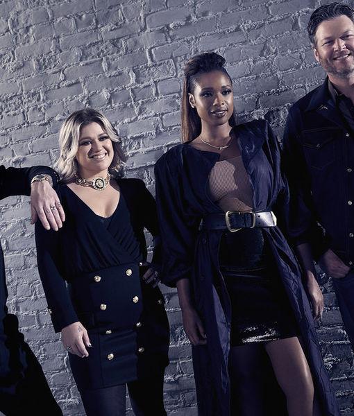 'Voice' Exclusive Clip! Kelly Clarkson & Jennifer Hudson Help…