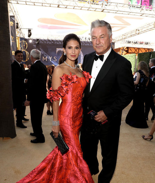 Proud Husband! Alec Baldwin on Irresistible Wife Hilaria