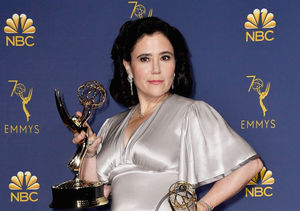 Alex Borstein Wears Wedding Dress to Emmys: 'The Marriage Didn't Last, but…