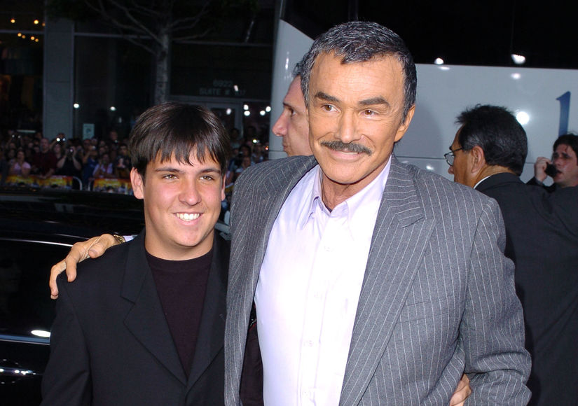 Burt Reynolds Left Son Out of His Will