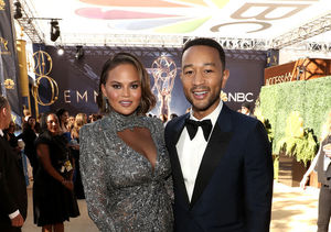 John Legend Reveals Why Chrissy Teigen Didn't Correct Pronunciation of Her…