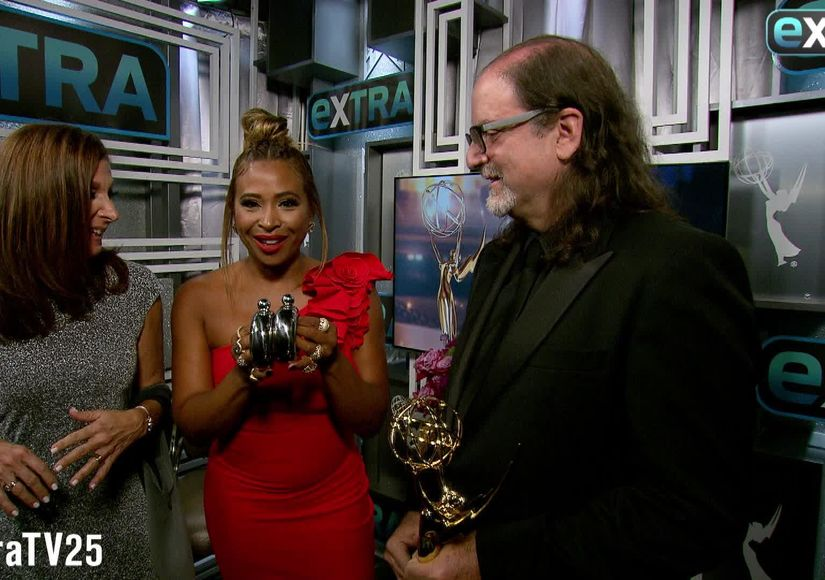 Engaged Couple Glenn Weiss & Jan Svendsen Reflect on His Epic Emmys Proposal