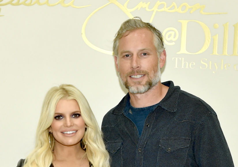 Jessica Simpson & Eric Johnson Welcome Baby Girl Birdie