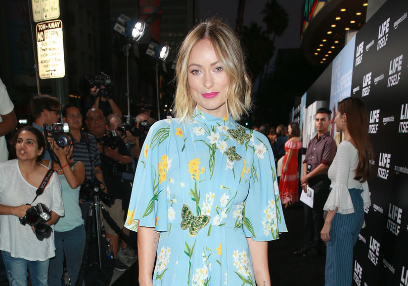 Olivia Wilde's Kid-Friendly Reason Why She Loves New Movie 'Life Itself'
