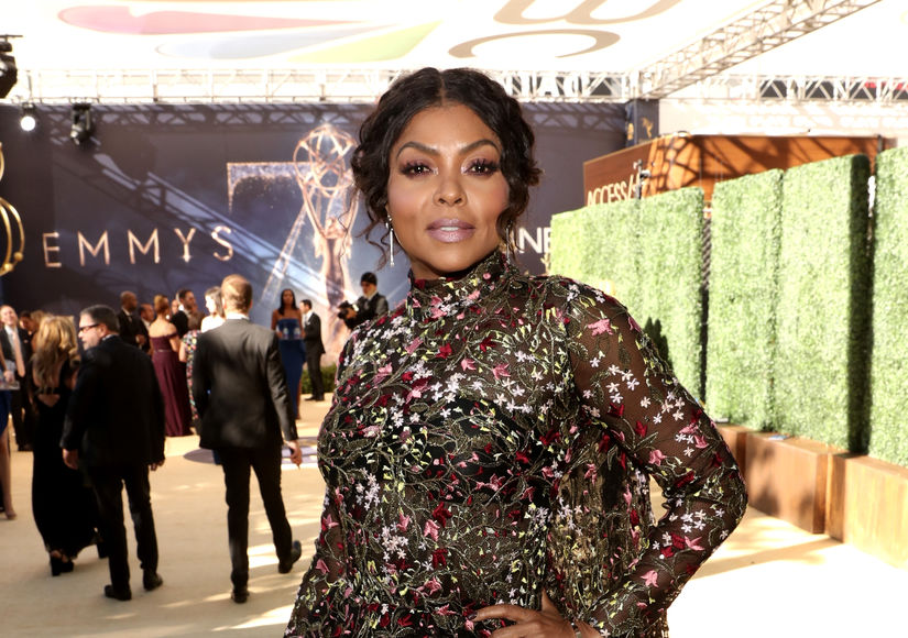 How Taraji P. Henson Shut Down Pregnancy Rumors on Emmys Red Carpet